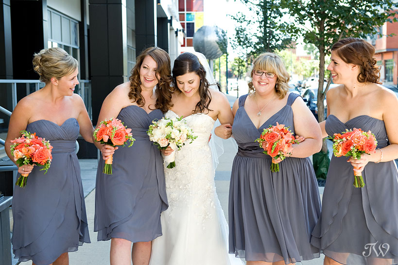 Calgary-wedding-photographer-at-hotel-arts-bridesmaids
