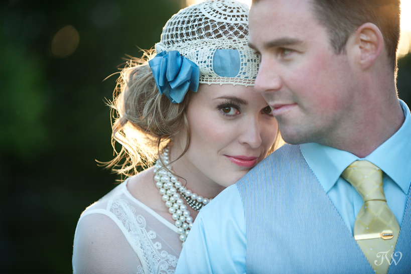 Calgary-engagement-photographs-Gatsby-bride-groom