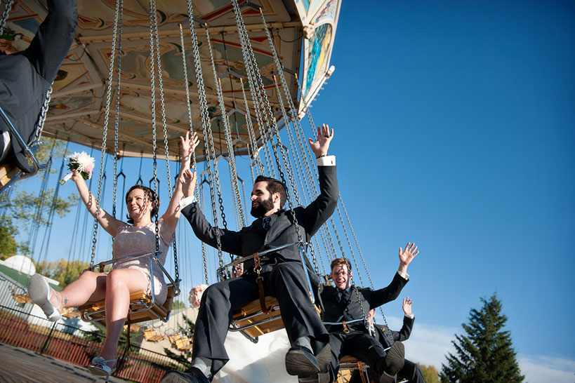 Calgary-Bridal-Party-Photo-Favourites-bridal-party-on-ride