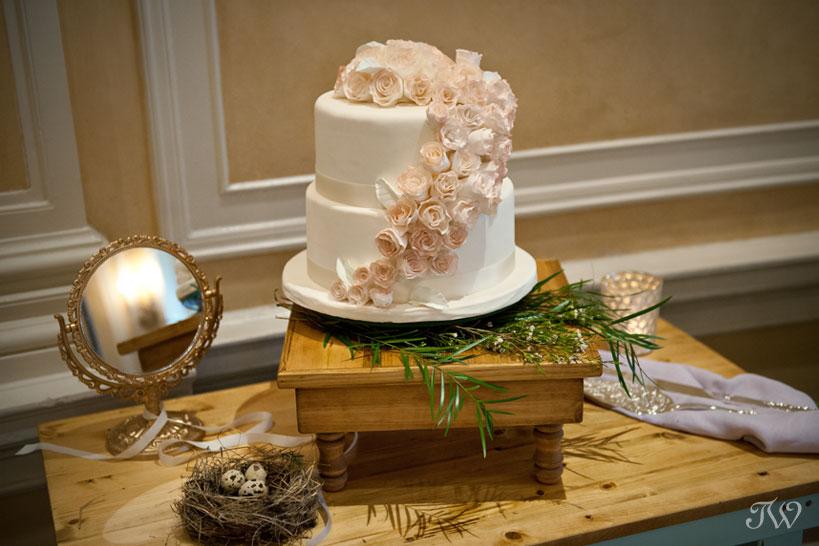 Best-wedding-cakes-Fairmont-Palliser-Spring-Wedding-Tara-Whittaker-Photography