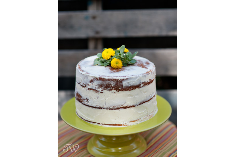 Modern Wedding Cakes - The Naked Cake - Tara Whittaker Photography-1983