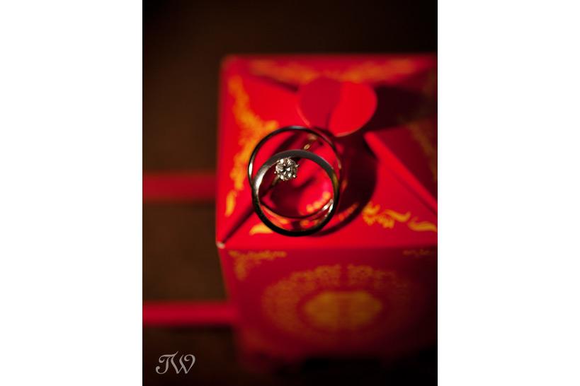 wedding rings captured by Tara Whittaker Photography