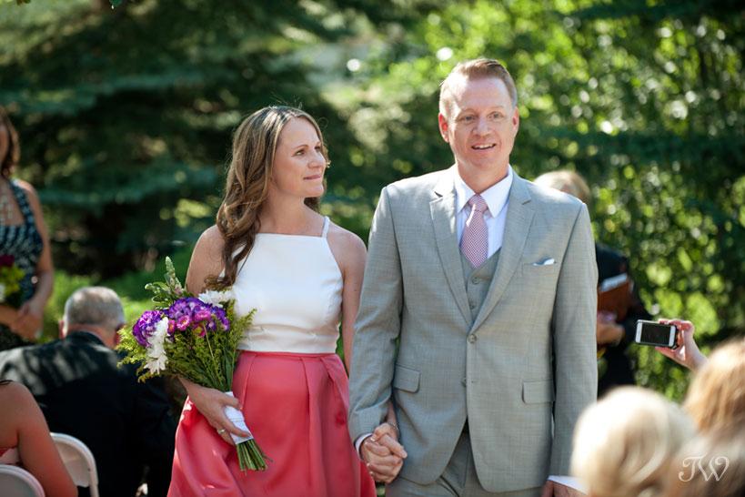 Calgary wedding sneak peek by Tara Whittaker Photography