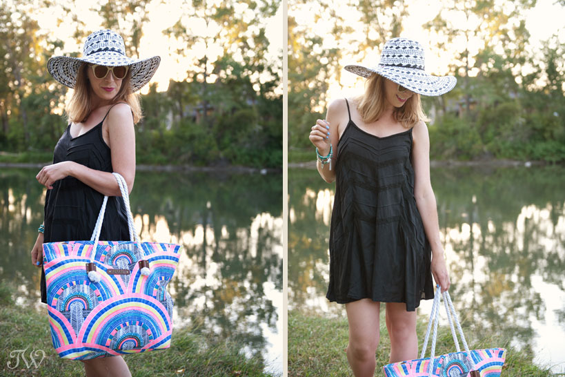 What to wear to the beach captured by Tara Whittaker Photography