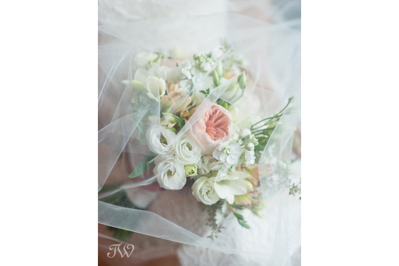 bridal bouquet captured by Tara Whittaker Photography