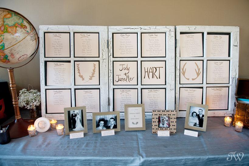 Wedding details captured by Tara Whittaker Photography