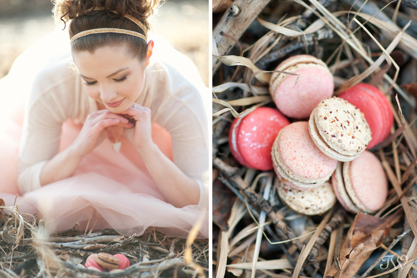 macarons from Yann Haute Patisserie captured by Tara Whittaker Photography