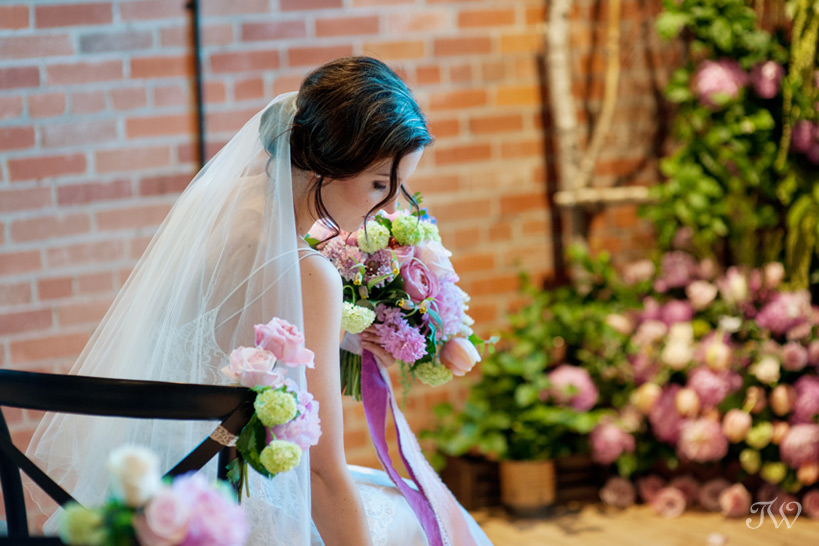 bride before her Charbar wedding captured by Tara Whittaker Photography