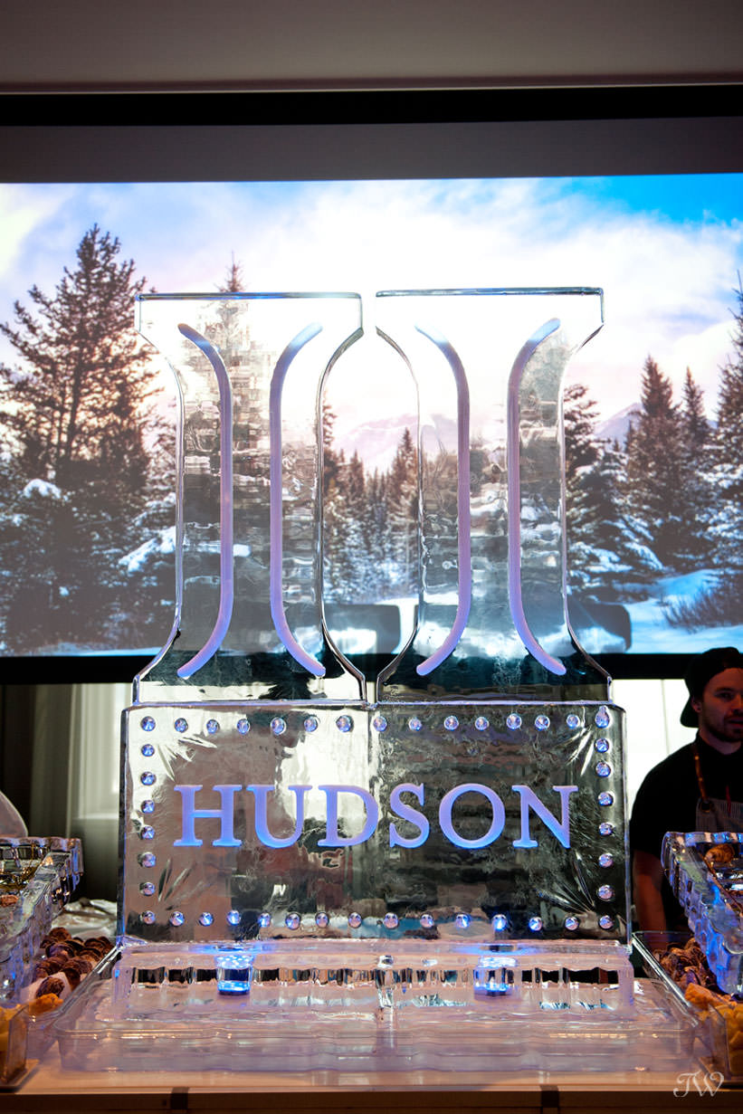 Opening night at Hudson, captured by Calgary wedding photographer Tara Whittaker