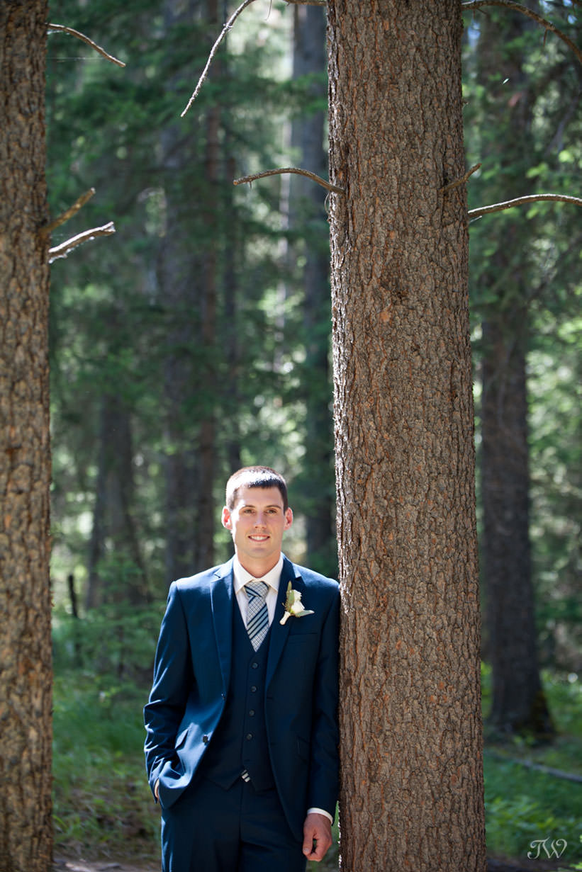 mountain elopement packages with Calgary wedding photographer Tara Whittaker