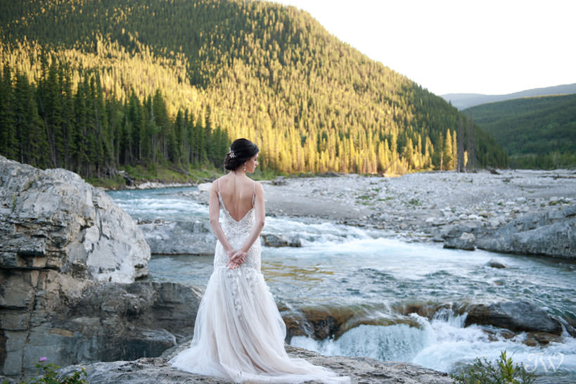 Persy bridal gowns from Blush & Raven captured by Tara Whittaker Photography