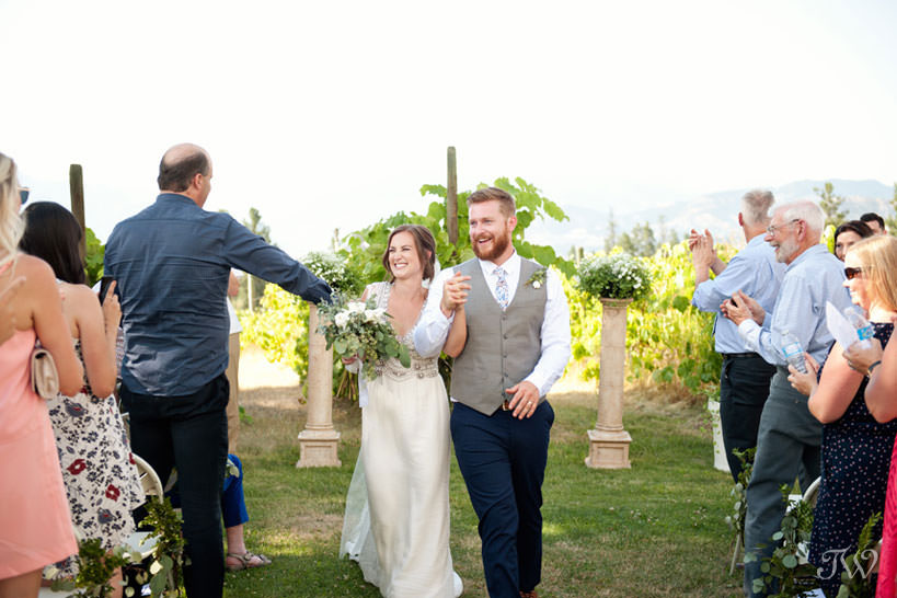 Kelowna bride and groom share their best wedding advice Tara Whittaker Photography