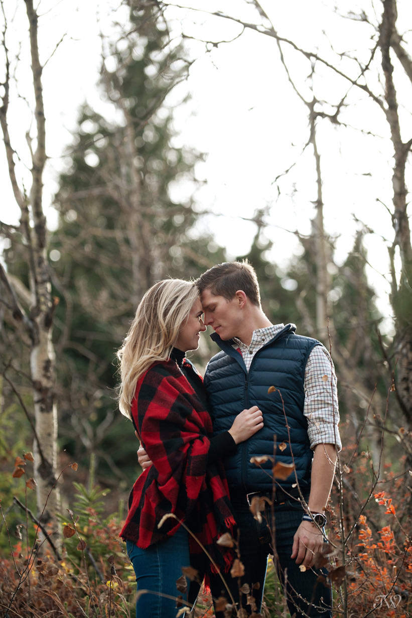 Big Hill Springs engagement session captured by Tara Whittaker Photography