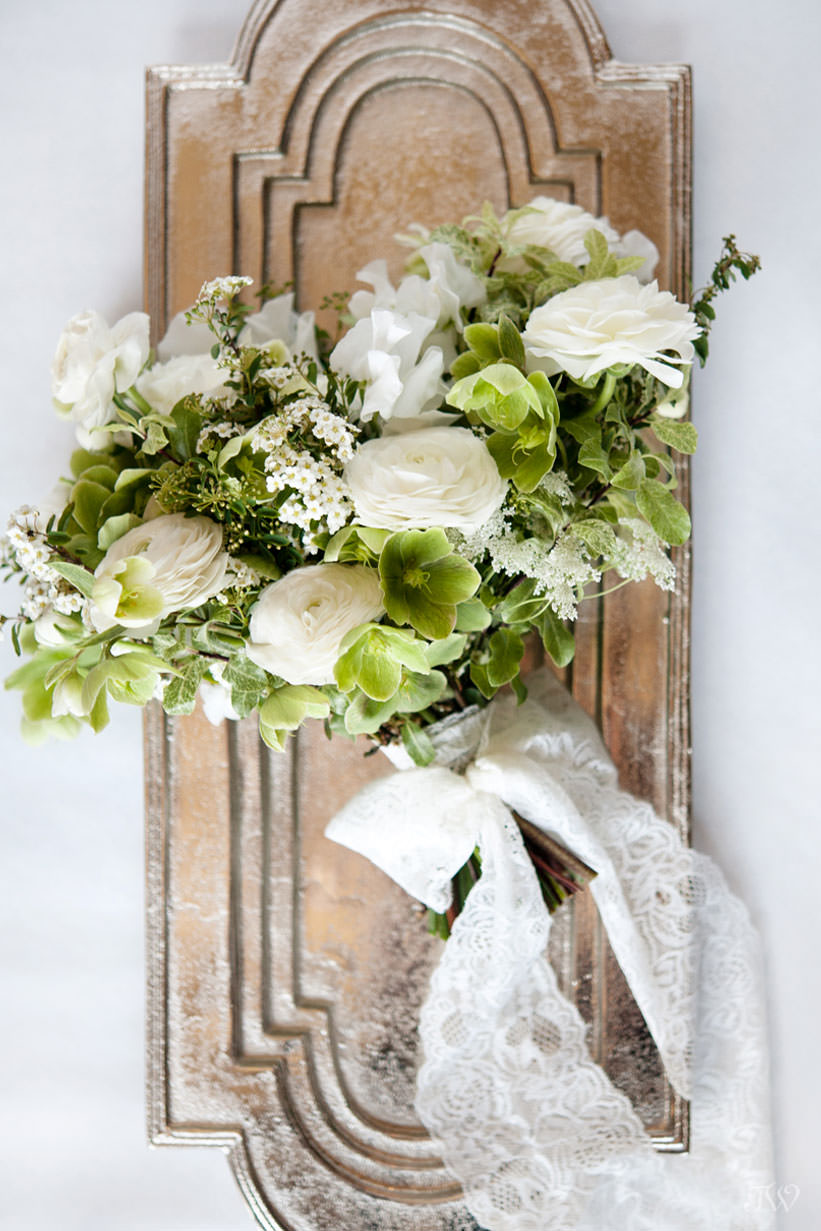 Bridal bouquet Bride royal wedding inspiration by Tara Whittaker Photography