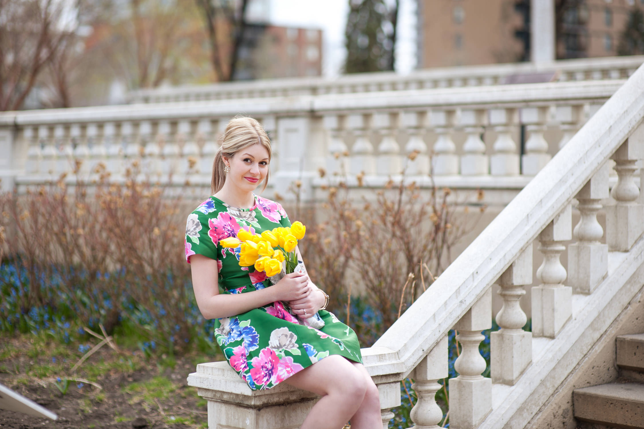 Spring session with Ashley captured by Calgary lifestyle photographer Tara Whittaker