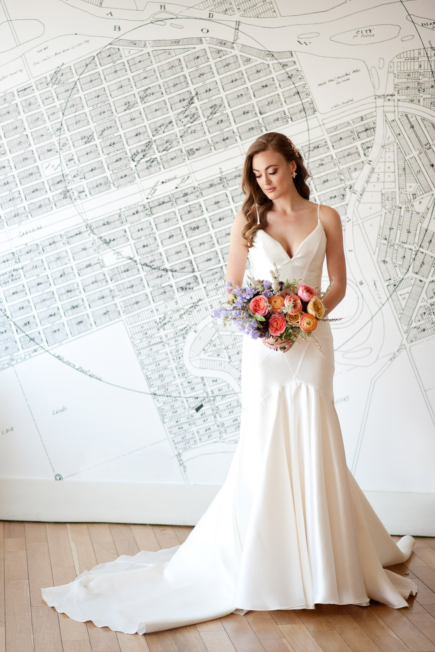 Bride at The Nash Weddings captured by Tara Whittaker Photography