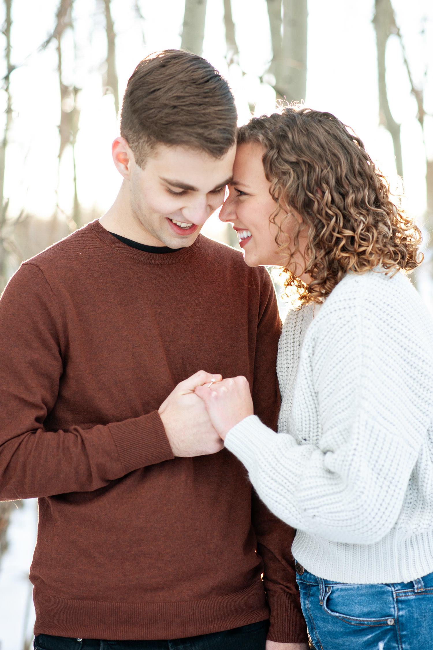 Engagement session 101 with Calgary wedding photographer Tara Whittaker