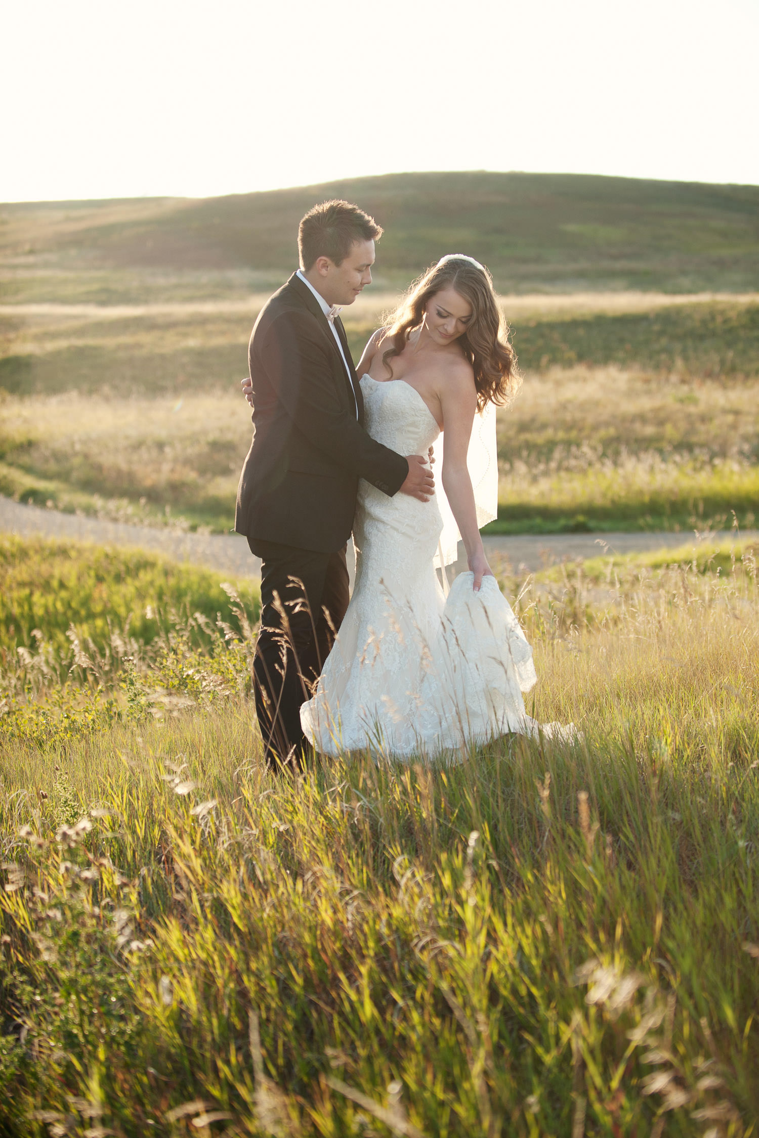 Elope in Calgary with Joy curated elopement package